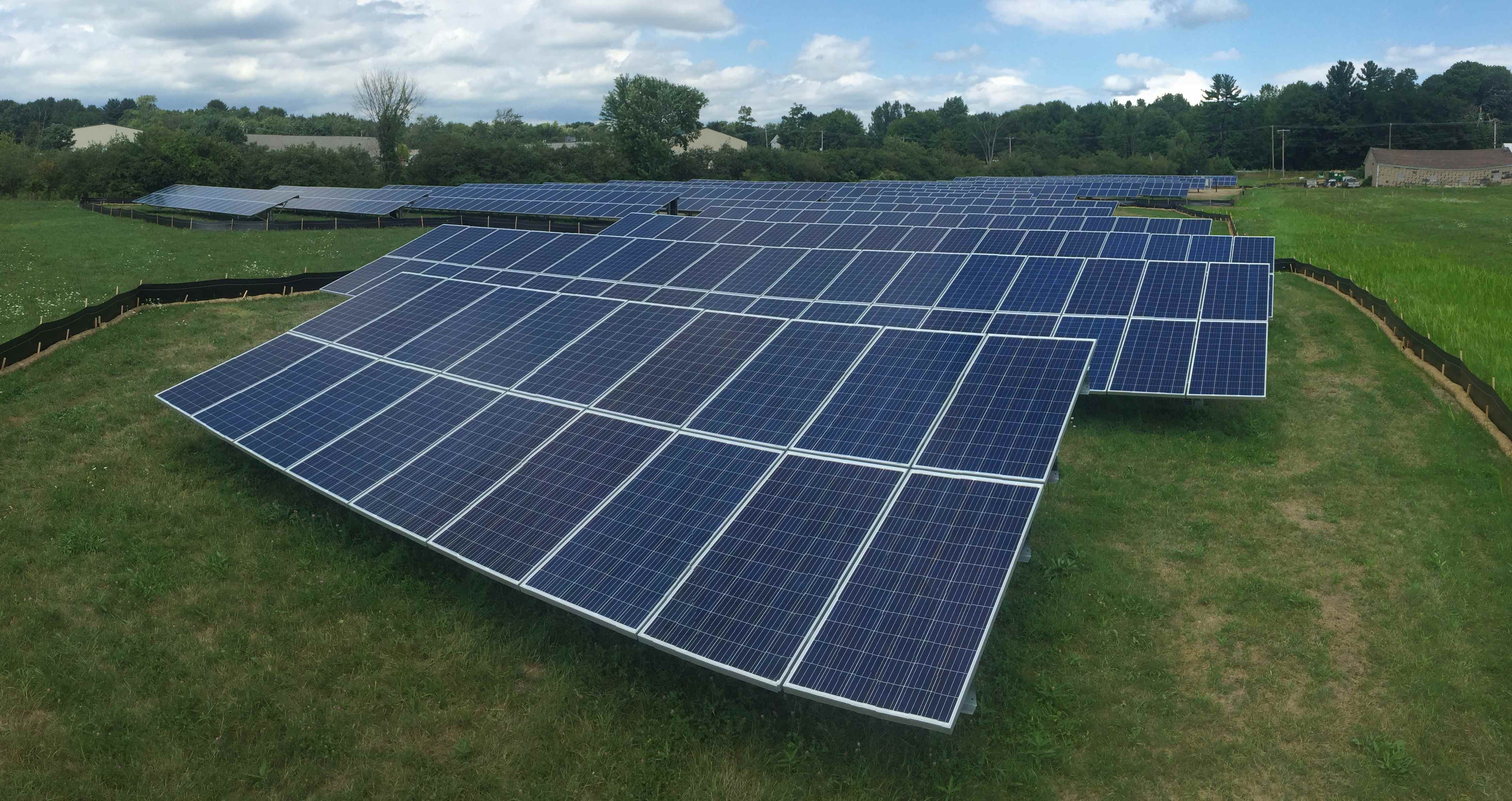 Completed Solar Projects Progressive Electrical Services By Electronic Littleworth Road Array Dover Nh